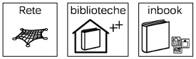 rete biblioteche inbook