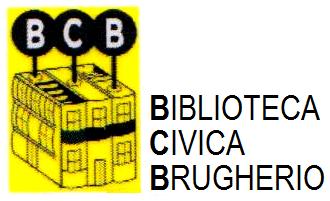 logo biblioteca civica di Brugherio