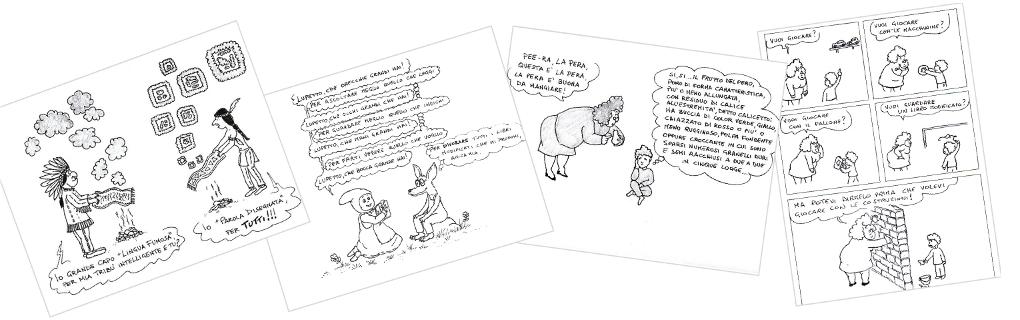 comunicare con... le vignette