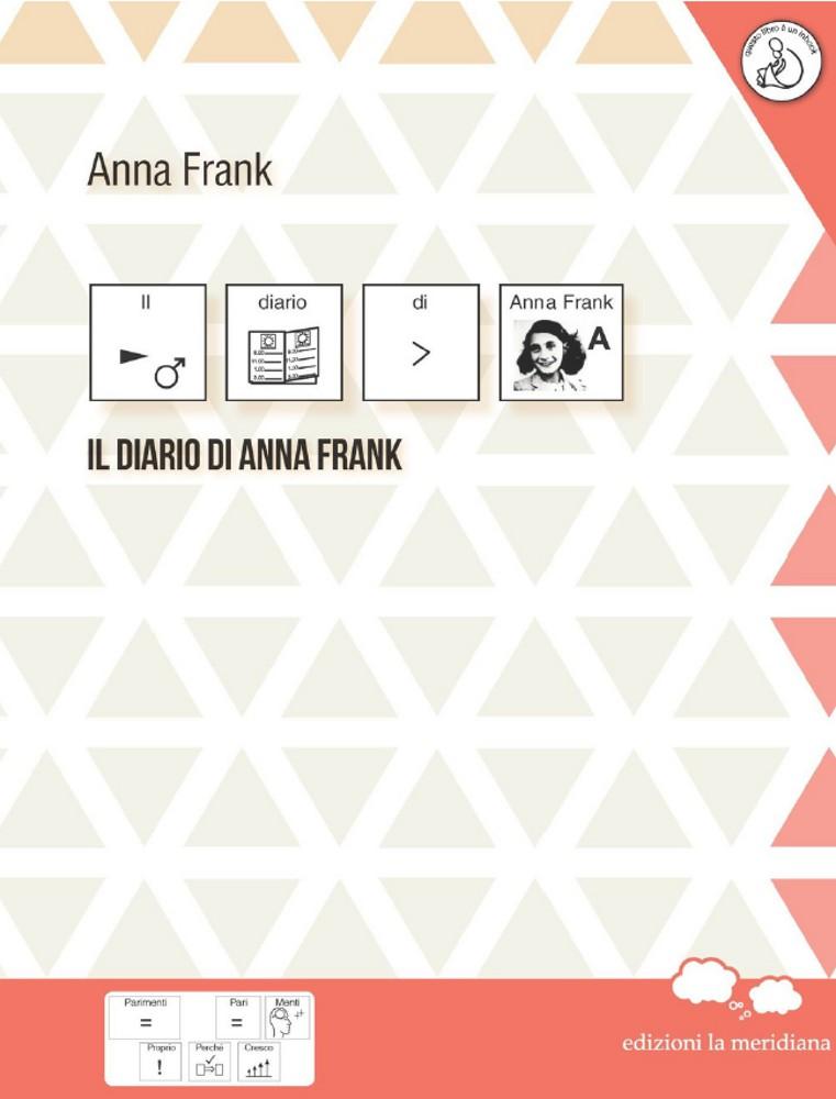 il diario di anna frank - copertina