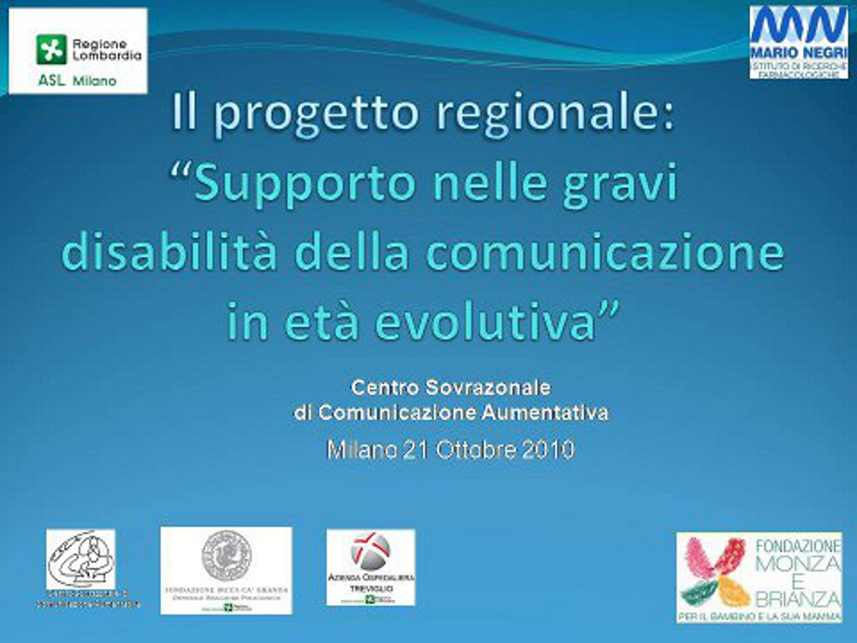 progettoregionalecaa