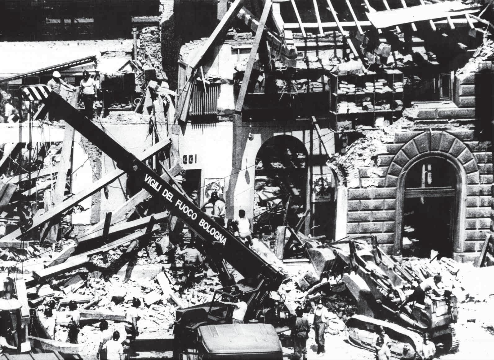 Strage alla stazione di Bologna - 1980