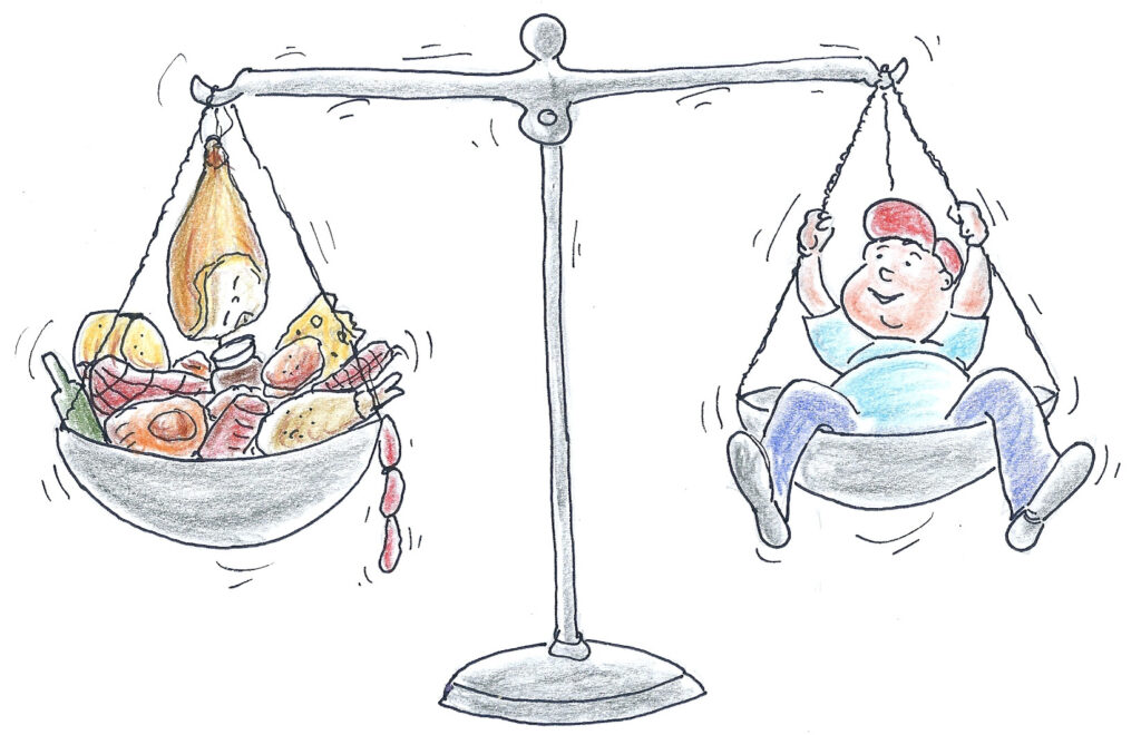 dieta equilibrata